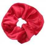 scrunchie-haarelastiek-velvet-rood