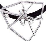 haarelastiek-strass-zilver