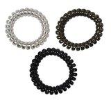 haarelastiek-invisibobble-metallic-zwart-grijs-zilver