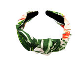 diadeem-knoop-leaves-groen-wit