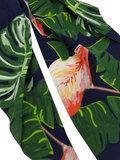 scrunchie-leaves-blauw