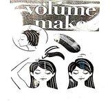Haarspeld Klikklak Volume Maker Zwart_