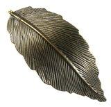 haarspeld-leaf-antiek-look-goud