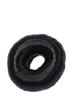 Haardonut zwart 6,5cm