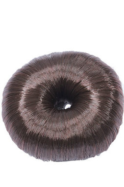 Haardonut bruin 8cm