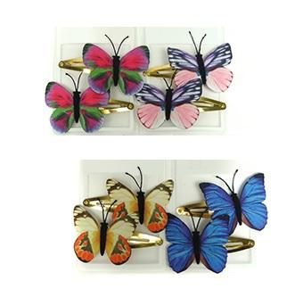 Klikklak vlinder color
