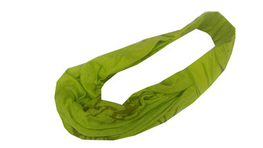 Bandana haarband trible lime