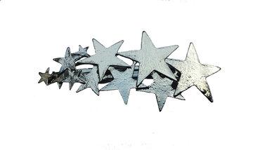 Haarspeld sterren zilver