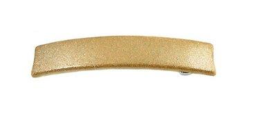 Haarspeld glitter goud