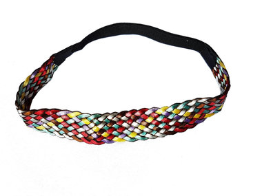 Haarband multi color sierband