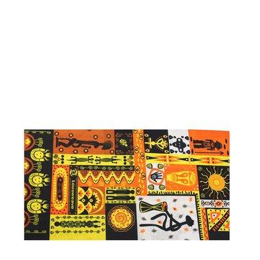 Haarband multifunctioneel print Afro