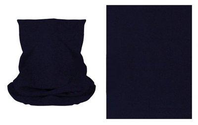 Haarband multifunctioneel donker blauw