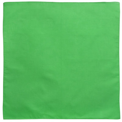 Bandana Zakdoek Uni Groen