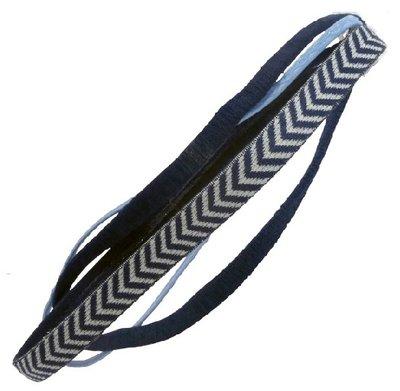 Haarband Workout Sport Blauw