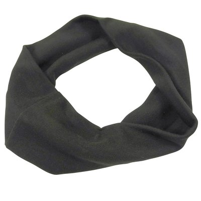 Haarband Basic Zwart