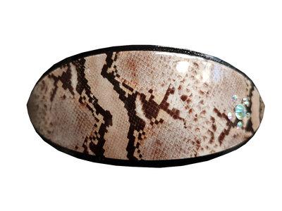 haarspeld-snake-bruin
