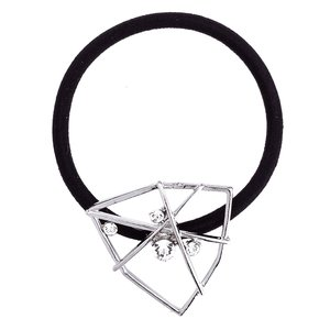 haarelastiek-ornament-strass-zilver