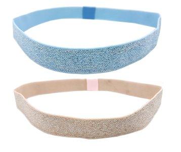 haarband-sport-elastiek-glitter-blauw-roze