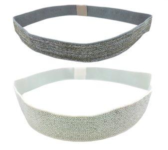 haarband-sport-elastiek-zilver-grijs